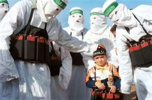 Terrorists Toddler